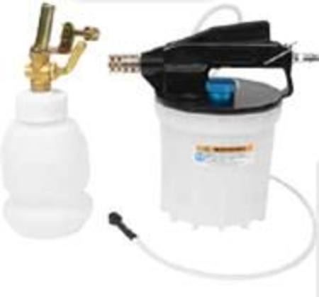 TOLEDO BRAKE BLEEDER & AUTO FILLER VACUUM - PNEUMATIC KIT