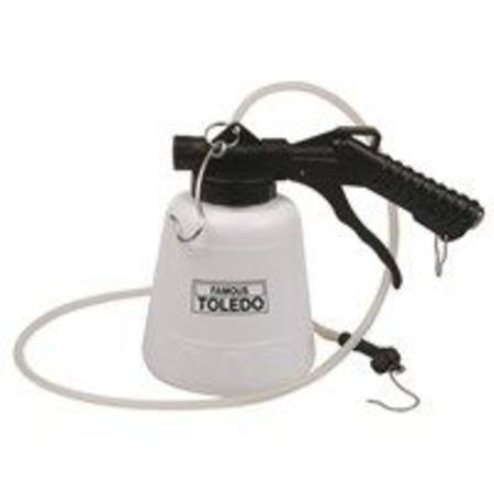 TOLEDO BRAKE BLEEDER & FLUID EXTRACTOR 1 LITRE