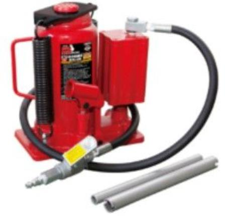 TORIN BIG RED 20 TON PNEUMATIC HYDRAULIC BOTTLE JACK