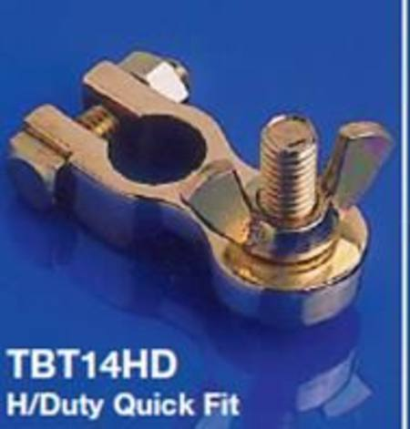 TRIDON HEAVY DUTY QUICK FIT BATTERY TERMINAL