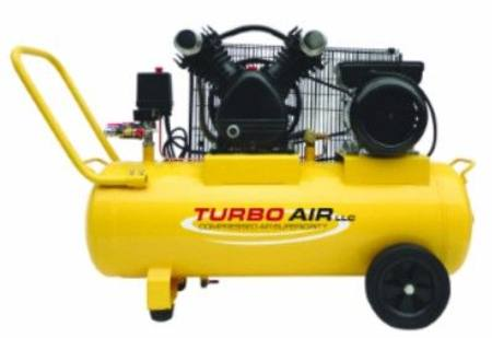 TURBO AIR 50L 3.0HP BELT DRIVE COMPRESSOR