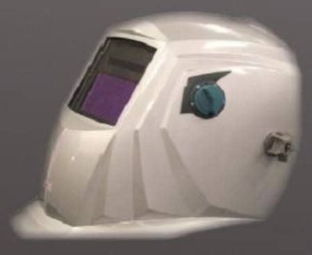WELDWELL 'BLADE' SELF DARKENING WELDING HELMET