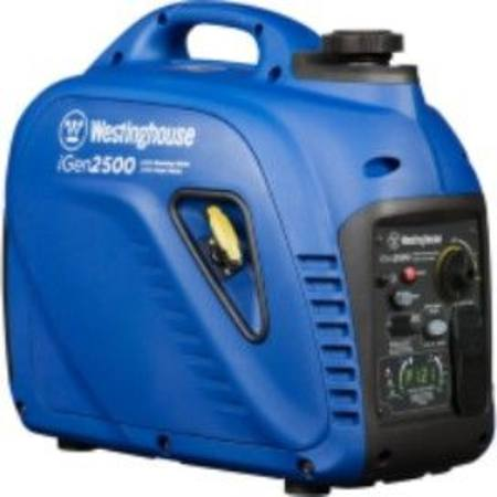 Buy WESTINGHOUSE 2500W PORTABLE INVERTER GENERATOR in NZ.