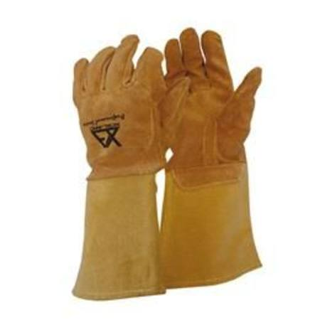 XcelArc PIG SKIN TIG WELDING GLOVES PER PAIR LARGE