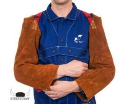 XCELARC LEATHER WELDERS SLEEVE SET
